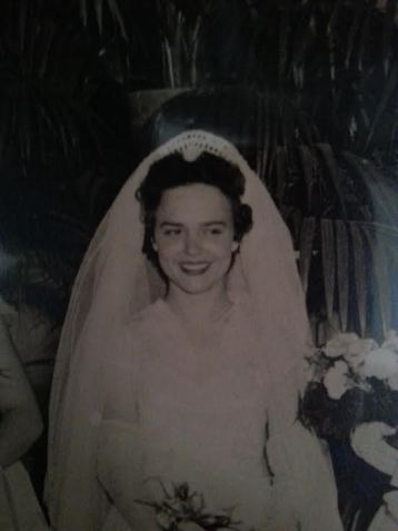 mom wedding foto