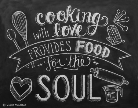 food for the soul quote