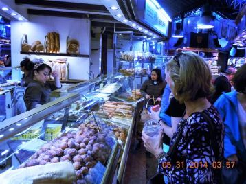 pasteless en La Boqueria