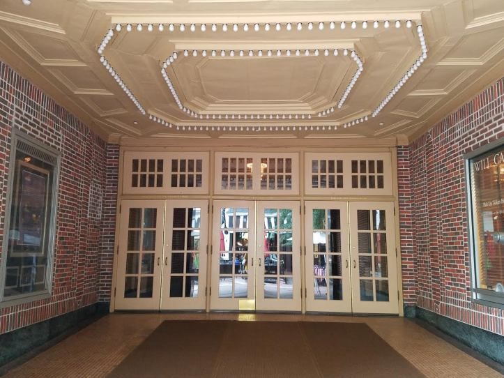 cville paramount doors