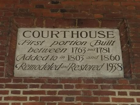 albemarle co courthouse plaque