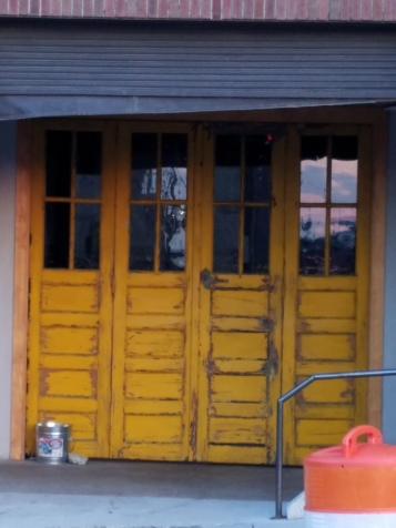 yellow doors 1