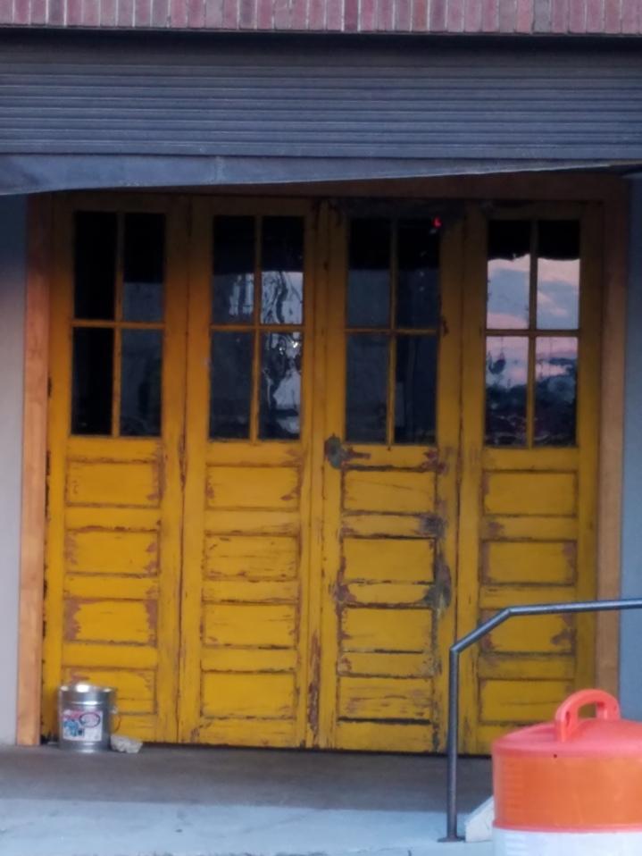 yellow doors 1