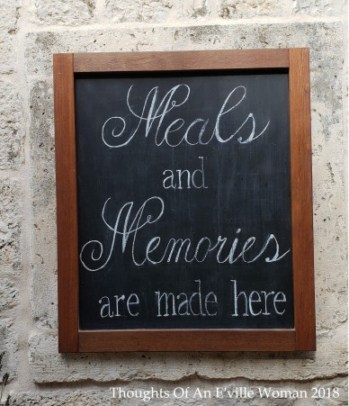 hvar meals and memories