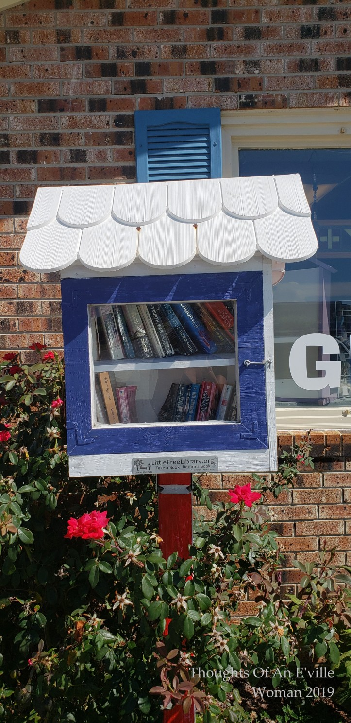 oak island little free library